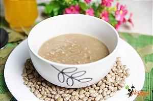 SC11 - Sopa Paulista: caldo do feijão, arroz integral e cenoura e carne de patinho moída