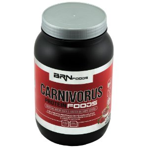 Proteína carnivorous protein (900g) - BRN foods
