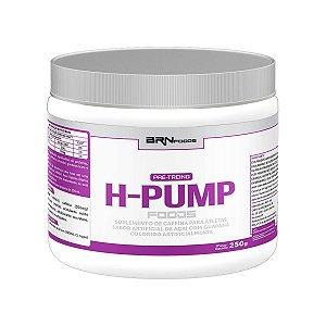 Pré Treino H Pump 250g - BRN Foods