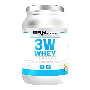 3w Whey Foods (900g) - BRN Foods