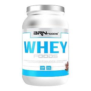 100% Whey Foods (900g) - BRN Foods