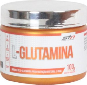L-Glutamina (200g) - STN Nutrition