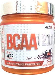 BCAA 12:1:1 em pó (220g) - STN Nutrition
