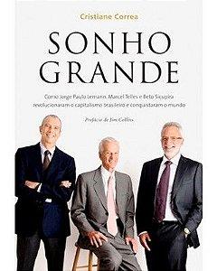 SONHO GRANDE (CRISTIANE CORREA)