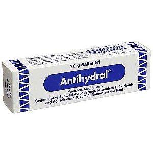 Antihydral 70g + eficiente que Driclor para mãos e pés