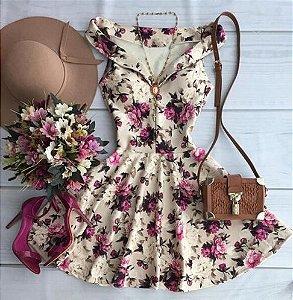 Verão Floral Vintage 2017