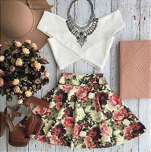 Vestido Maria Flor