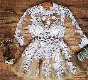 Vestido Milionária