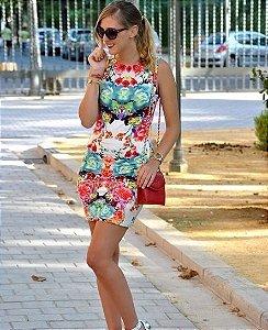 Vestido Floral Su