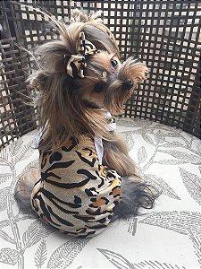 Pijama de verao para cachorros tal mae tal pet