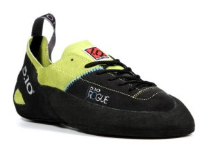 Rogue Lace - Neon Green / Charcoal