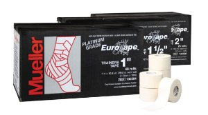 Mueller Athletic Tape - com emenda - 5Cm