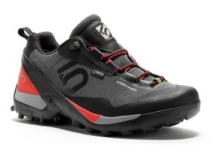 Camp Four Goretex (Black) - Tênis para caminhadas, trekking e hiking - Five Ten