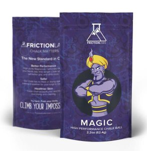 Magnésio Magic Chalk Ball  - FRICTION LABS  - (62,4g)