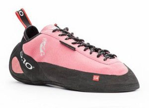 Anasazi Lace Up (Pink) - Sapatilha de Escalada - Five Ten