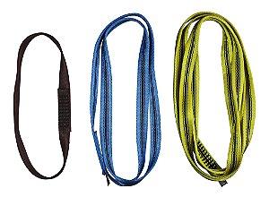 Fita Anel - Open Loop Sling - 18,0MM Nylon - Fita Segurança METOLIUS
