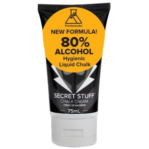 MAGNÉSIO LIQUIDO SECRET STUFF - ALCOHOL 80% - FRICTION LABS - USA - (75ML)