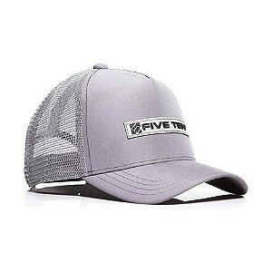 Boné D Trucker - Neutral Grey / Black