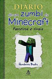 Diário de um Zumbi do Minecraft - Rivais V.02