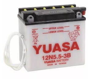 Bateria Yuasa Original 12n5.5 3b