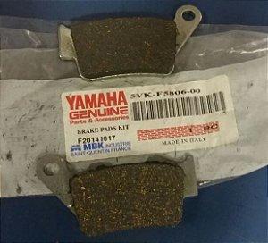 Pastilhas De Freio Traseiro Original Yamaha Xt660z