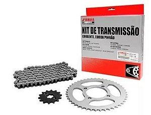 Kit Relacao Transmissao Yamaha Fazer 150 Original