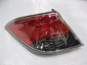 Lanterna Traseira Prisma Fumê Lado Esquerdo Original GM Chevrolet 52054627