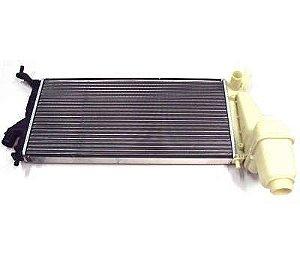 Radiador do Motor Com Ar-Condicionado Celta 1.0 2001 até 2006 de Água GM Chevrolet 93333095