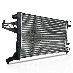 Radiador do Motor Com Ar-Condicionado para Agile e Montana GM Chevrolet 94762688