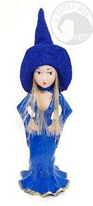 Feiticeira Agatha do Amor - Vestido Azul