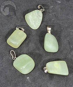 Pingente Jade Verde (Unidade)