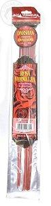 Incenso Premiun - Rosa Vermelha - Forte Paixão e Romantismo (Darshan)