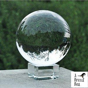 Bola de cristal  - Esfera de vidro 70 mm