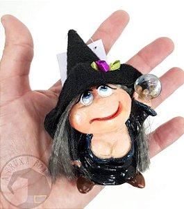 Bruxa Drika da Pedrinha Mágica
