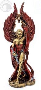 Deusa Morrigan