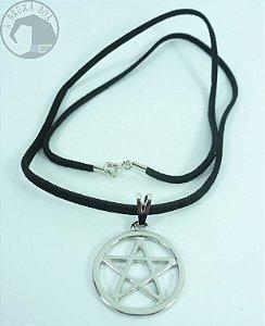 Colar - Pentagrama