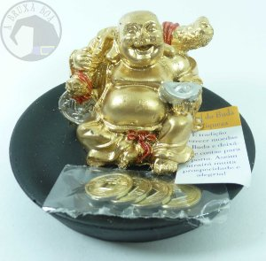 Buda Sorridente - Ritual da Riqueza