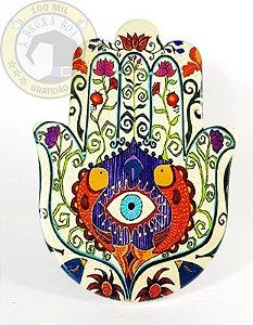 Mão Hamsa (Porcelana)