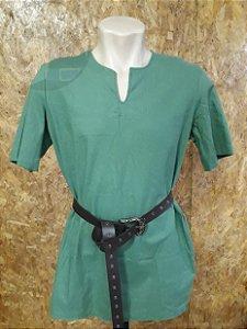 Bata Medieval - Verde Claro