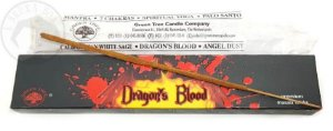Incenso Dragon's Blood - Sangue de Dragão - Importado