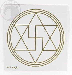 Gráfico Anti Magia - 14 x 14 cm