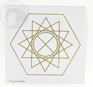 Gráfico Programador - 14 x 14 cm