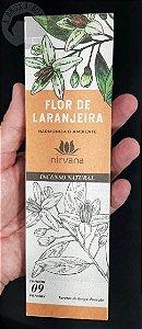 Incenso Natural - Flor de Laranjeira - Harmoniza o Ambiente
