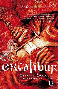 As Crônicas de Artur - Excalibur - Volume III (Livro Usado)