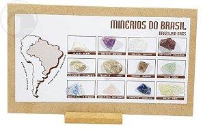 Coleção Minérios do Brasil