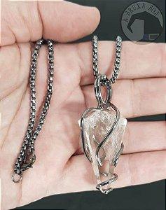 Amuleto/ Talismã - Pêndulo de Cristal