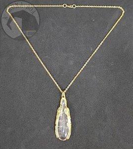 Amuleto - Gota de Cristal