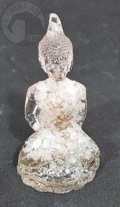 Mini Buda em Orgonite