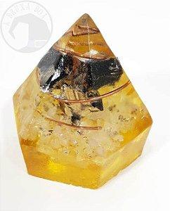 Diamante em Orgonite