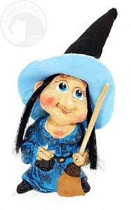 Bruxa Úrsula - Vestido Azul